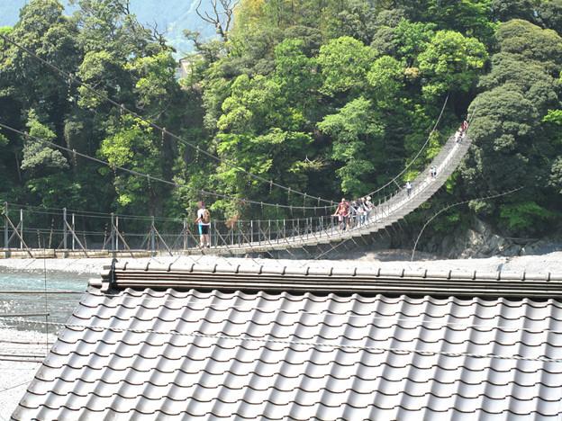 IMG_7885 塩郷の吊橋