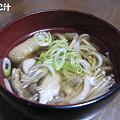 Photos: きのこ汁