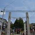 写真: 河口浅間神社