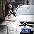 写真: 張萌 天津出身の女優 (7)