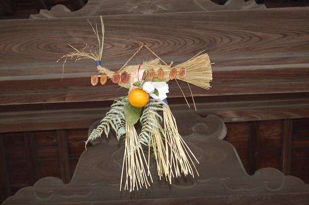 東大寺 正月飾り