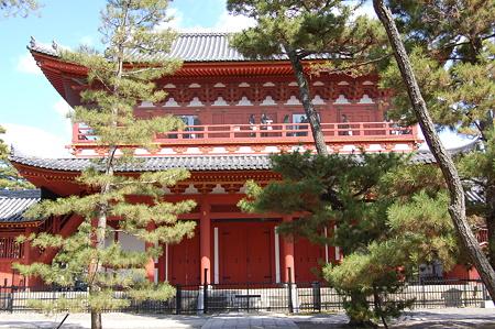 京都妙心寺 三門