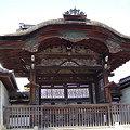 写真: 仁和寺勅使門