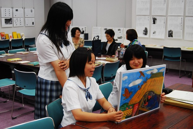 原爆と戦争・宮崎空襲展12