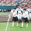 写真: 第90回高校野球県予選大会開会式9