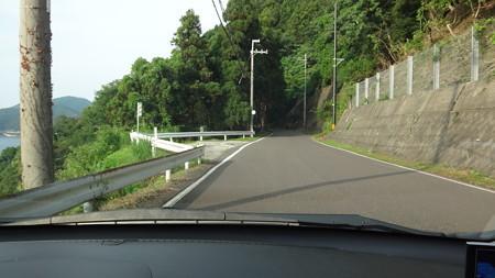 ここから狭い道(1)