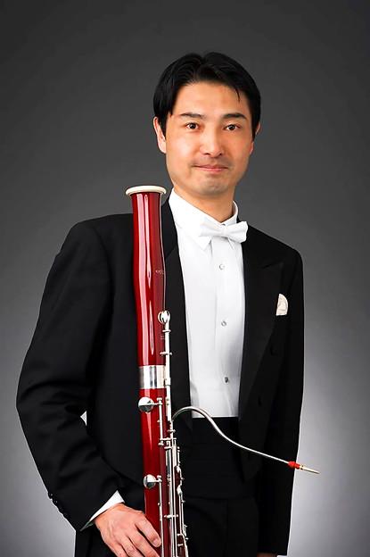 水谷上総 みなかみかずさ ファゴット奏者  Kazusa Mizutani