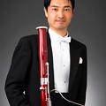 写真: 水谷上総 みなかみかずさ ファゴット奏者  Kazusa Mizutani