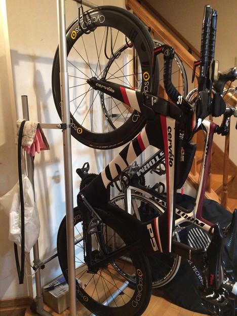 140423 Bike Rack