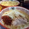 写真: 140601 バリ男 つけ麺