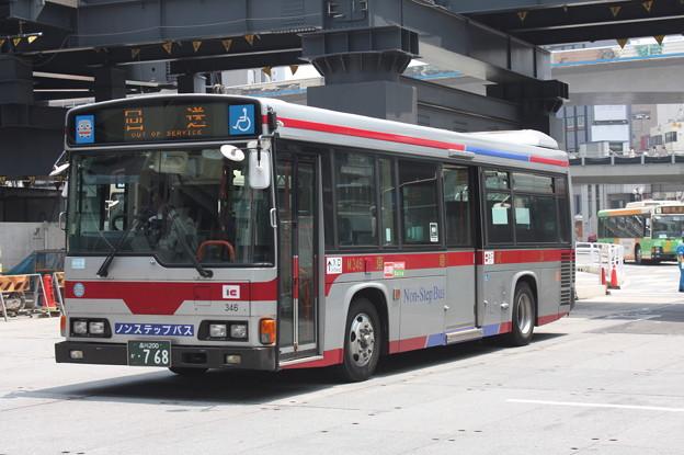 東急バス M346