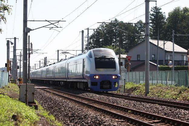 E653系K308編成 9442M 集約臨時列車