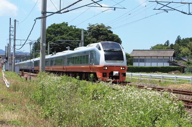 E653系K353編成 回9443M 集約臨回送