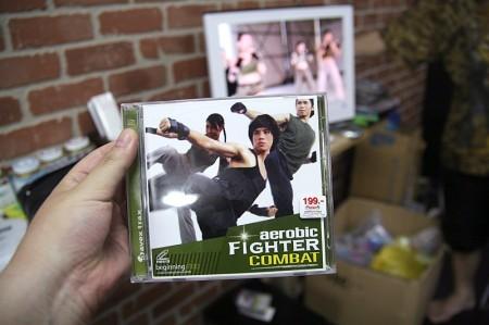 タイ版ブートキャンプ?aerobic FIGHTER COMBAT