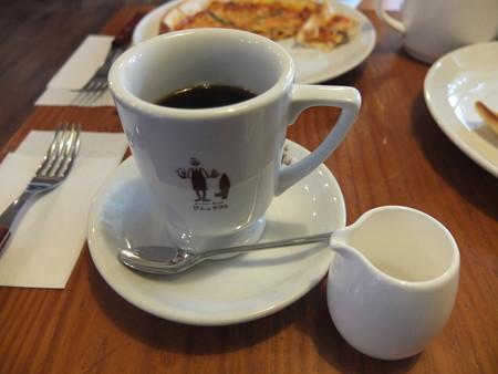 Coffee Shop びんのかけら ストロングコーヒー ¥350