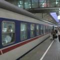 写真: 西安へ向かう夜行列車