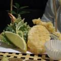 写真: 天ぷら定食 48RMB