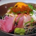 写真: 自称ちらし寿司
