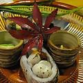 写真: 籠盛り前菜 50RMB
