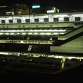 京都駅 ホーム