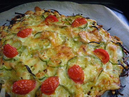 ポテトでピザパイ2