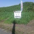 写真: 六分駅跡