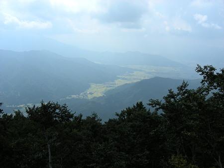展望台から見た風景