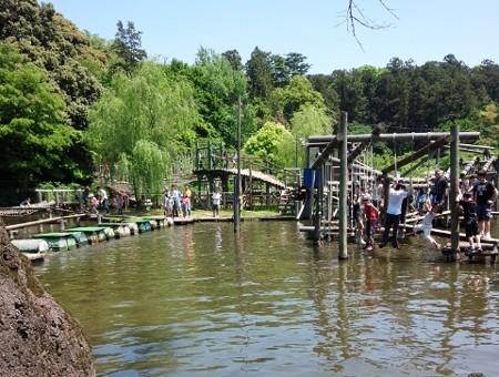 清水公園 水上コース