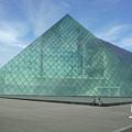 Photos: モエレ沼 ガラスのピラミッド