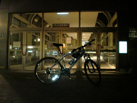 08-09-17夜練 JR北広島駅