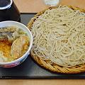 Photos: 信州庵 味定天丼 そば大盛り