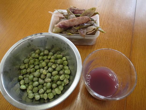 Photos: ツタンカーメン豆ご飯3