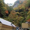 写真: 大平温泉滝見屋温泉外観