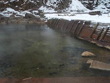 尻焼温泉 露天 川の湯 24時間無料