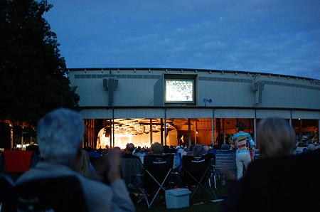 タングルウッド音楽祭(夜)