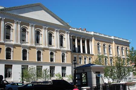 マサチューセッツ州会議事堂(ダックツアー)