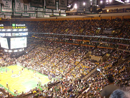 NBA BOSTON