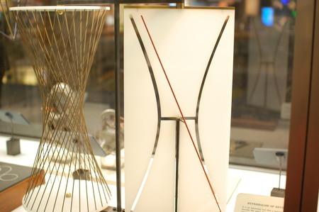 直線の軌道実験