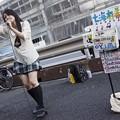 七海有希 新宿駅南口ストリートライブ BCD74C5799