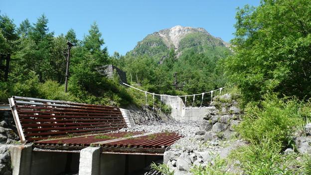 スリット型砂防ダム