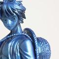 【懸賞品】三ツ矢サイダー モンキー・D・ルフィ オリジナルフィギュア【レビュー】