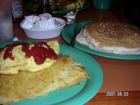 Hawaiian Style Cafeの朝ごはん♪