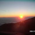 Photos: 雲に沈む夕日