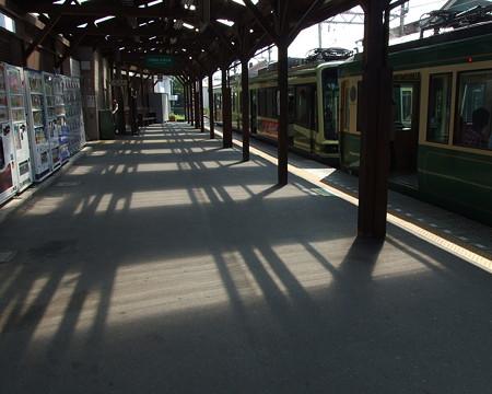 朝の長谷駅