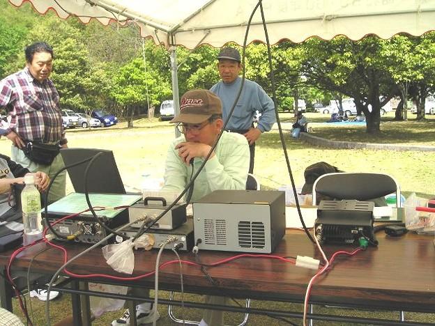 アマチュア無線移動運用