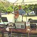Photos: アマチュア無線移動運用