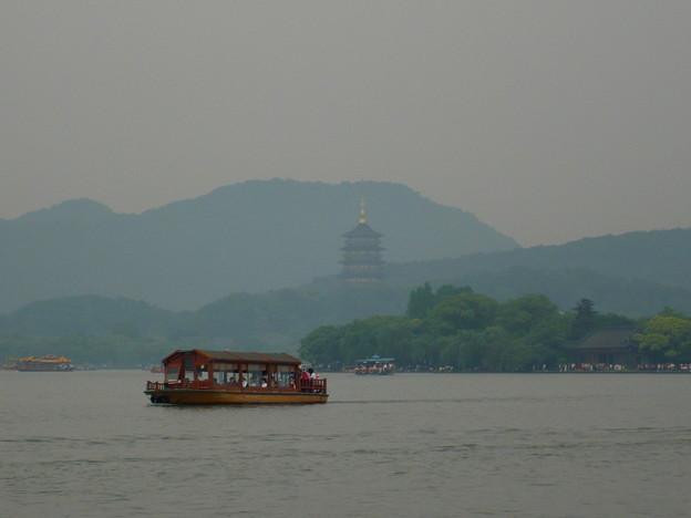 杭州西湖・雷峰塔