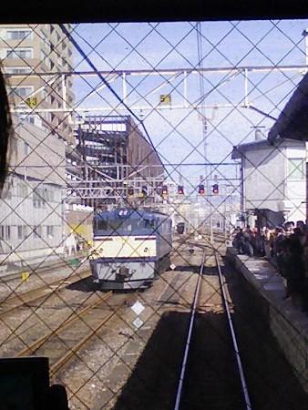 081012-高崎駅EL→SL入換 (5)