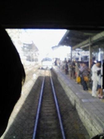 081012-高崎駅EL→SL入換 (3)