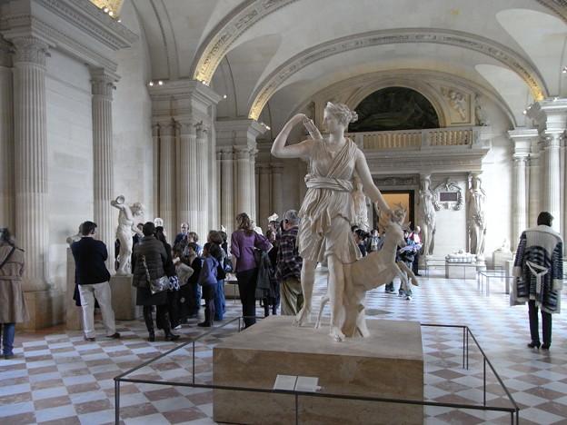 Photos: ギリシア彫刻室